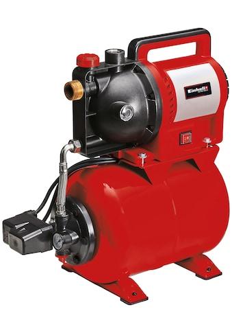 Einhell Hauswasserwerk »GC-WW 1045 N«, 4.500 l/h max. Fördermenge kaufen