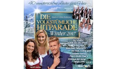 Musik-CD »Die Volkstümliche Hitparade Winter 2017 / Various« kaufen