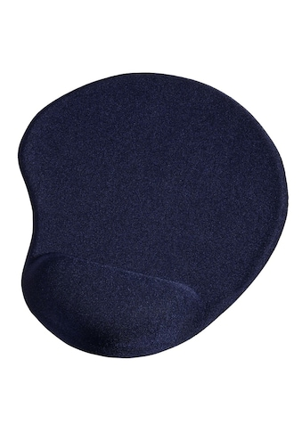 "Hama Mauspad ""Ergonomic"", Mini, Blau kaufen"