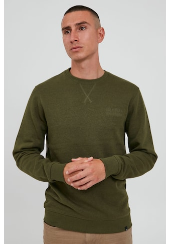 Blend Rundhalspullover »Harro 20713526ME«, Sweatshirt mit Rundhalsausschnitt kaufen
