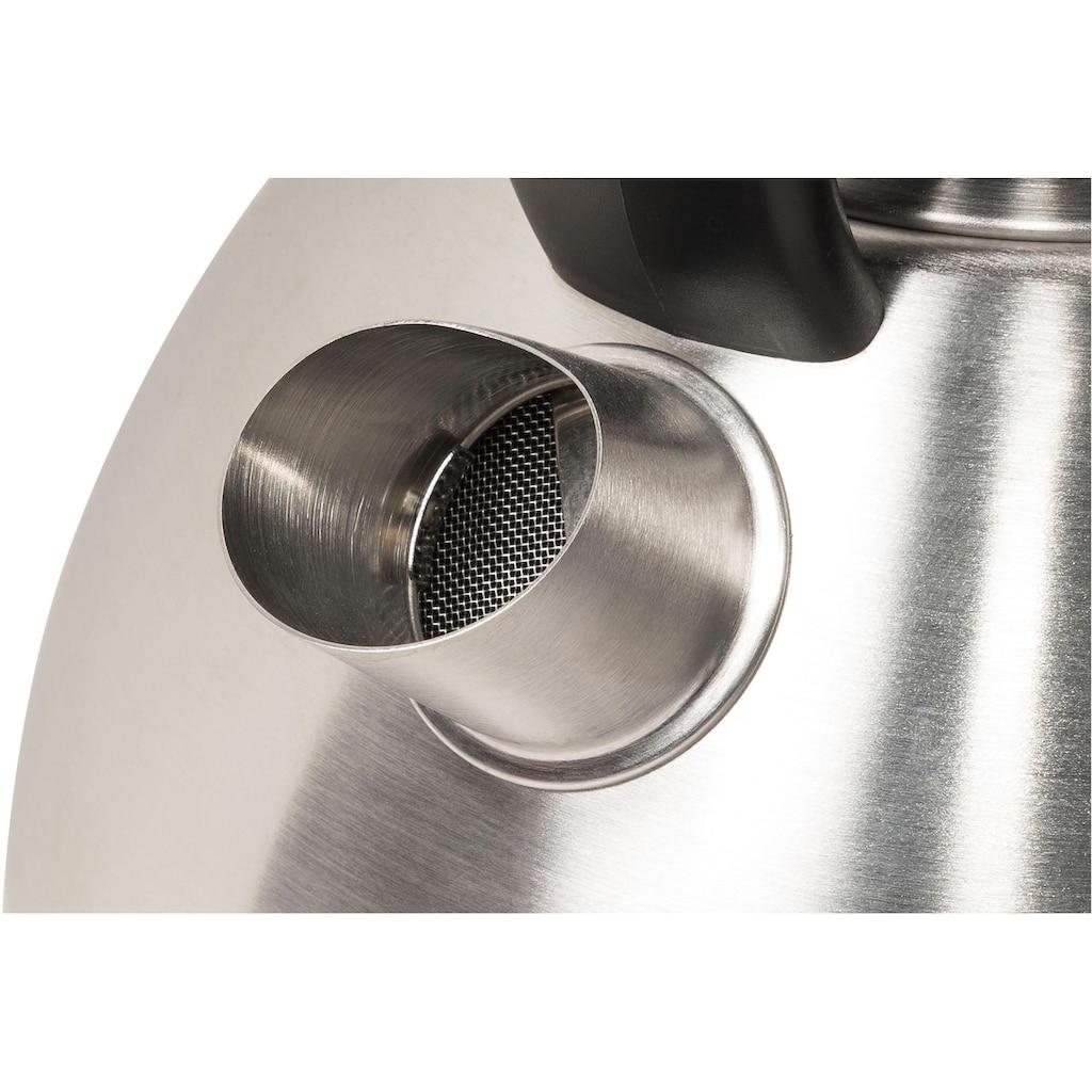 exquisit Wasserkocher »WK 6302 isw«, 1,7 l, 2200 W