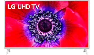 "LG LED-Fernseher »49UN73906LE«, 123 cm/49 "", 4K Ultra HD, Smart-TV, Gehäusefarbe weiß kaufen"