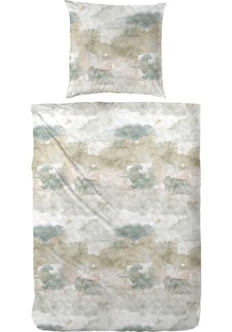 Primera Bettwäsche »Spot«, mit pastelligem Marmoreffekt kaufen