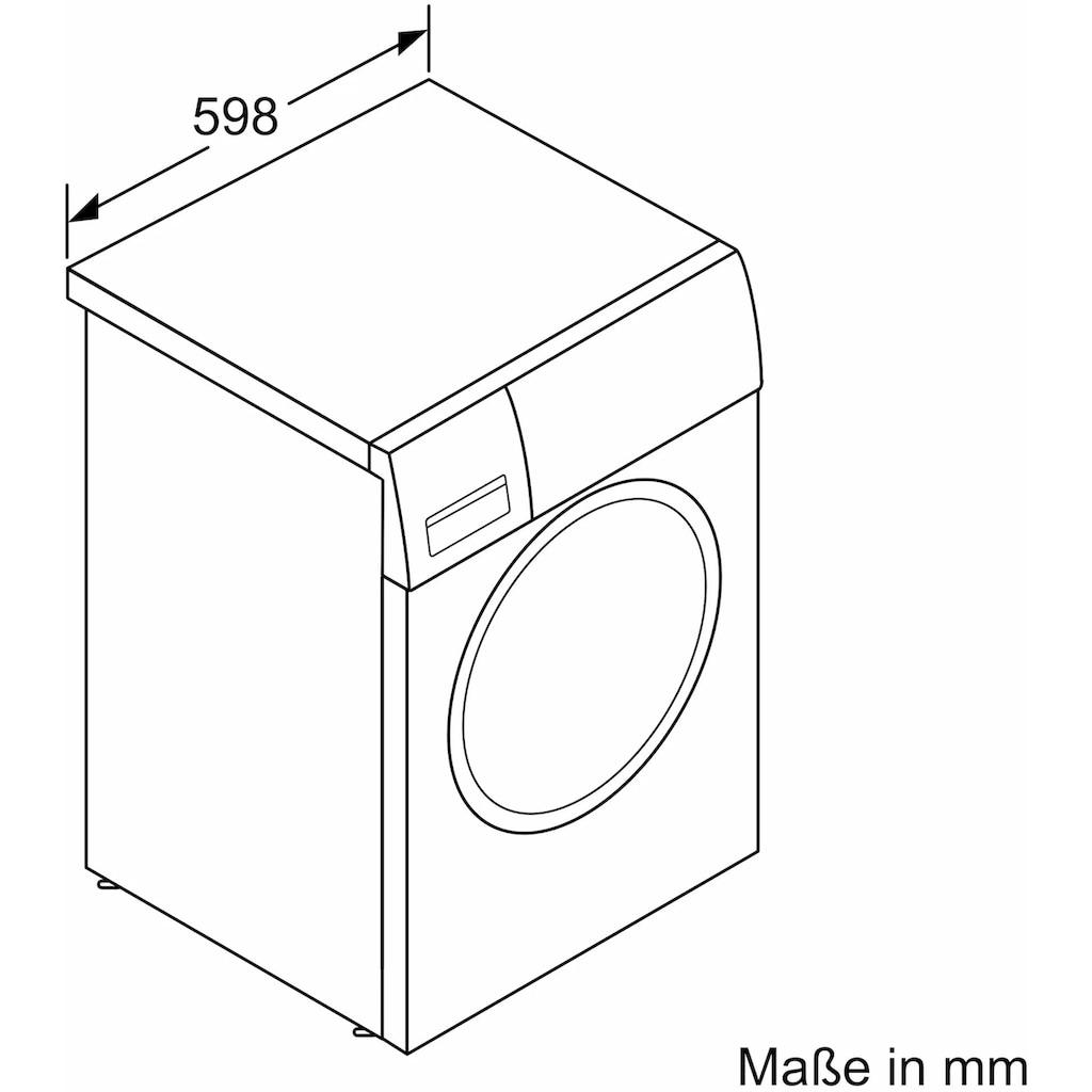 SIEMENS Waschmaschine, WM14VE43, 9 kg, 1400 U/min