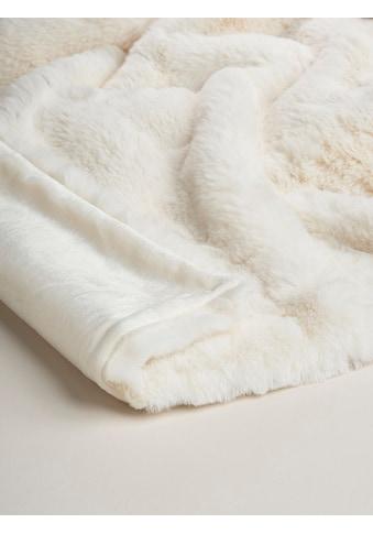 Star Home Textil Wohndecke »Varana«, aus feinem Webpelz kaufen