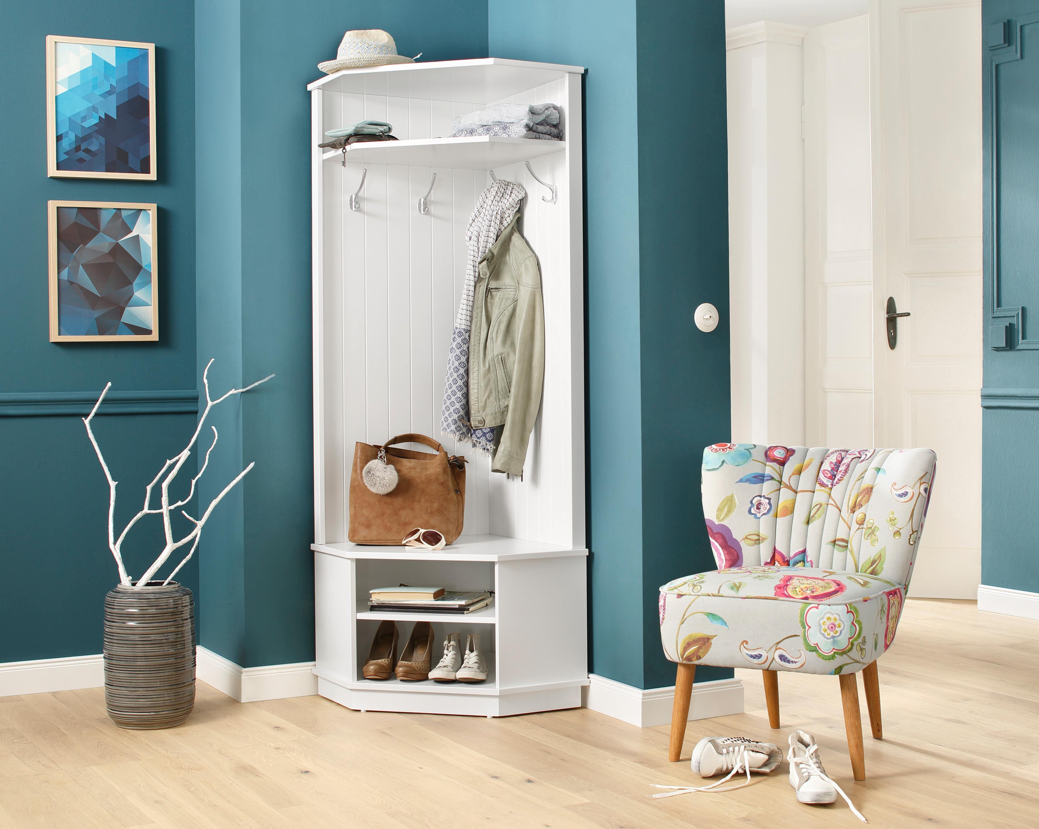 Home Affaire Eckgarderobe Nekso In 2 Verschiedenen Farben