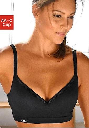 LASCANA ACTIVE Sport-Push-up-BH, mit Bügel und eingearbeiteten Push-up-Kissen kaufen