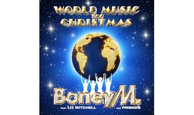 Musik-CD »Worldmusic for Christmas / Boney M.« kaufen