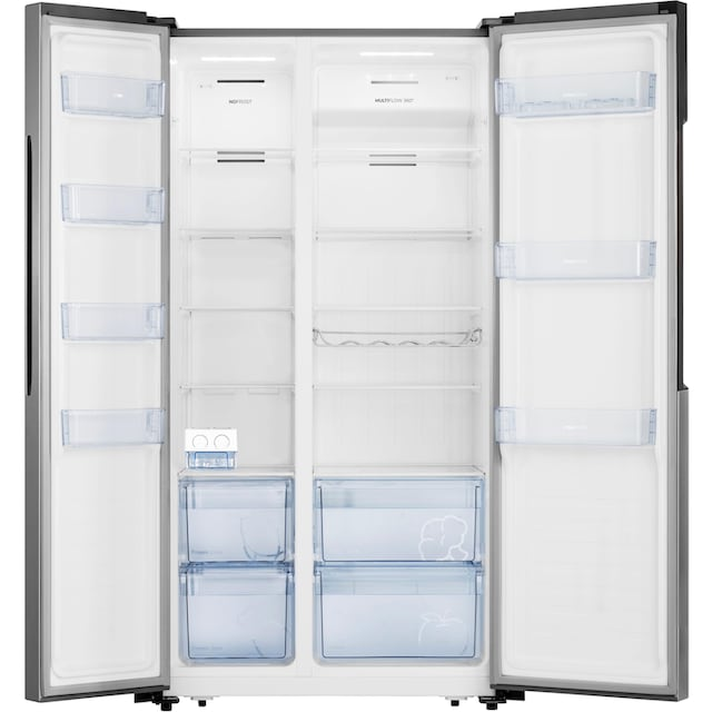 GORENJE Side-by-Side, 178,6 cm hoch, 91 cm breit