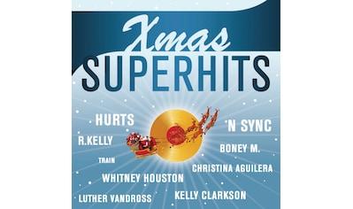 Musik-CD »Xmas Superhits / Various« kaufen