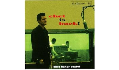 Musik-CD »Chet Is Back! / Baker,Chet« kaufen