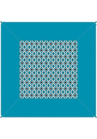 BENT Outdoorteppich »Carpet oriental/ -Caribbean«, rechteckig, 4 mm Höhe, PFC frei kaufen