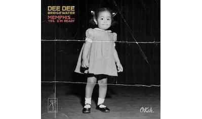 Musik-CD »Memphis ...Yes,I'm Ready / Bridgewater,Dee Dee« kaufen