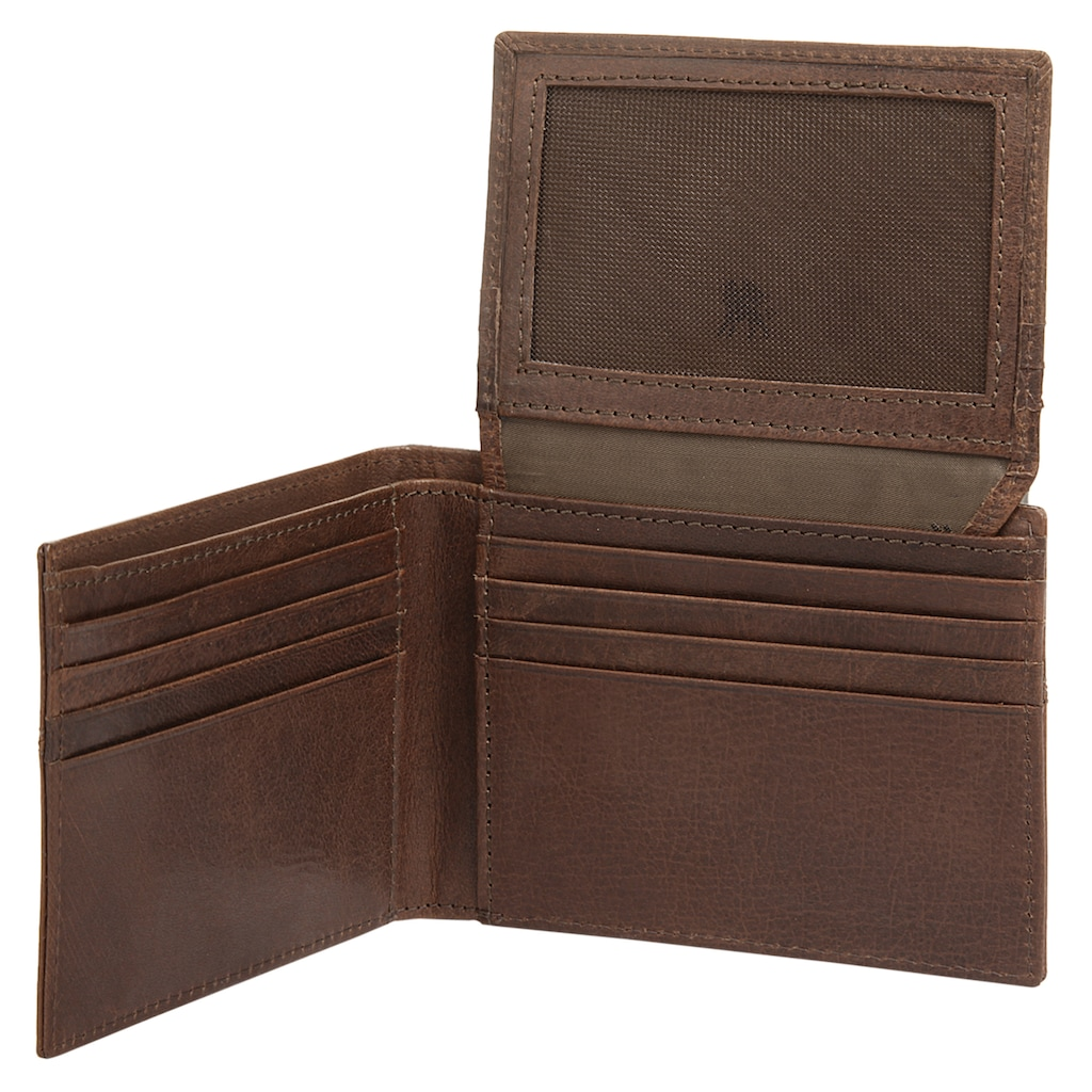 MANO Geldbörse »DON LEON«, 2fach klappbar