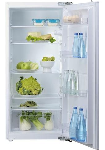 Privileg Einbaukühlschrank, 122,5 cm hoch, 54 cm breit kaufen