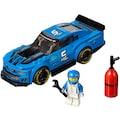 LEGO® Konstruktionsspielsteine »Rennwagen Chevrolet Camaro ZL1 (75891), LEGO® Speed Champions«, (198 St.), Made in Europe