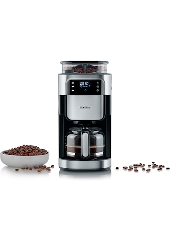 Severin Kaffeemaschine mit Mahlwerk KA 4813, Permanentfilter 1x4 kaufen