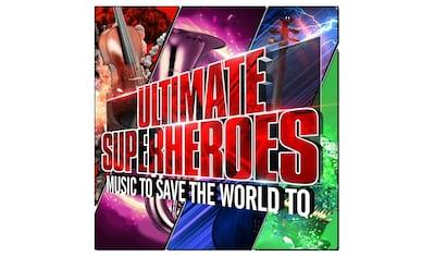 Musik-CD »Ultimate Superheroes / Ziegler,Robert/Czech Philharmonic Orchestra« kaufen