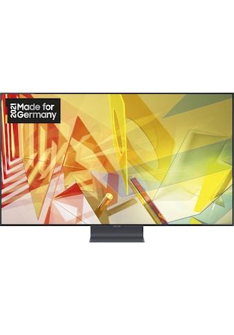 "Samsung QLED-Fernseher »GQ55Q95TCT«, 138 cm/55 "", 4K Ultra HD, Smart-TV kaufen"
