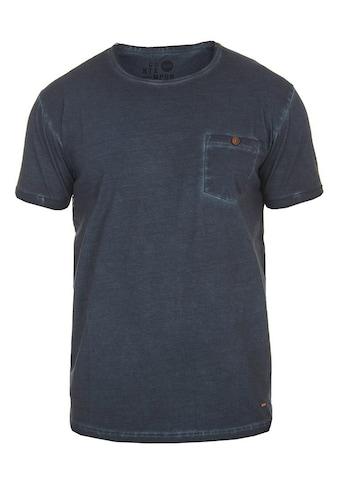Solid Rundhalsshirt »Teil« kaufen