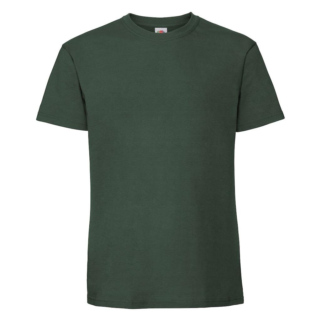 Fruit of the Loom T-Shirt »Herren Premium«