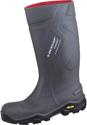 Dunlop_Workwear Gummistiefel »Expander Purofort +«, Sicherheitsklasse S5 kaufen