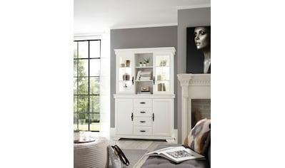 Home affaire Buffet »Royal«, exclusiv Design im Landhausstil kaufen
