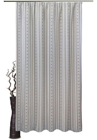 VHG Vorhang »Devin«, Bleistiftband kaufen