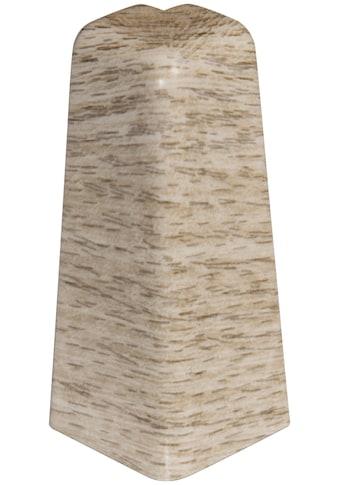 EGGER Außenecke »Eiche mittelbraun«, Außeneck - Element für 6 cm Sockelleiste, 2 Stk kaufen
