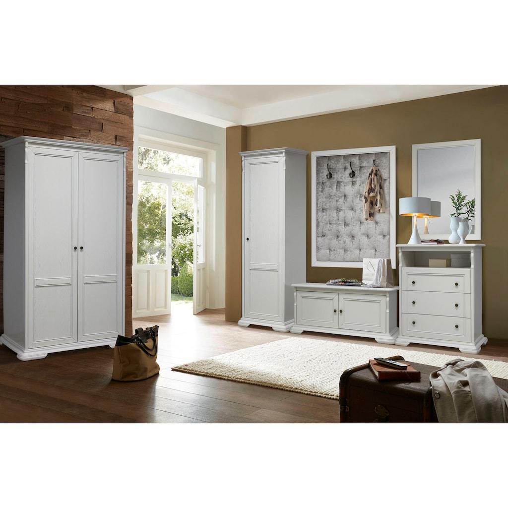 Home affaire Garderobenschrank »Lika«, hochwertige Verarbeitung