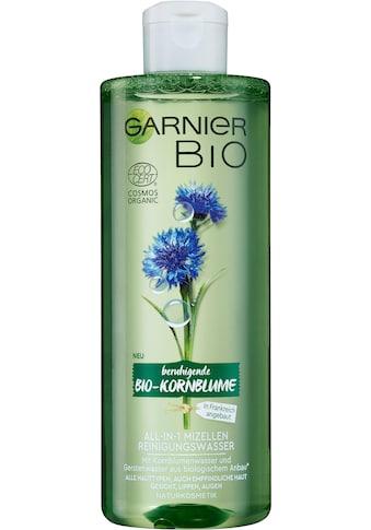 GARNIER Gesichtswasser »Bio Kornblumen All-in-1 Mizellen« kaufen
