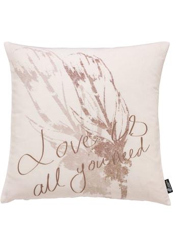 emotion textiles Kissenhülle »Feather«, (1 St.) kaufen