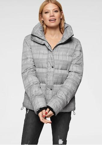 Aniston CASUAL Steppjacke, im Karo Dessin kaufen