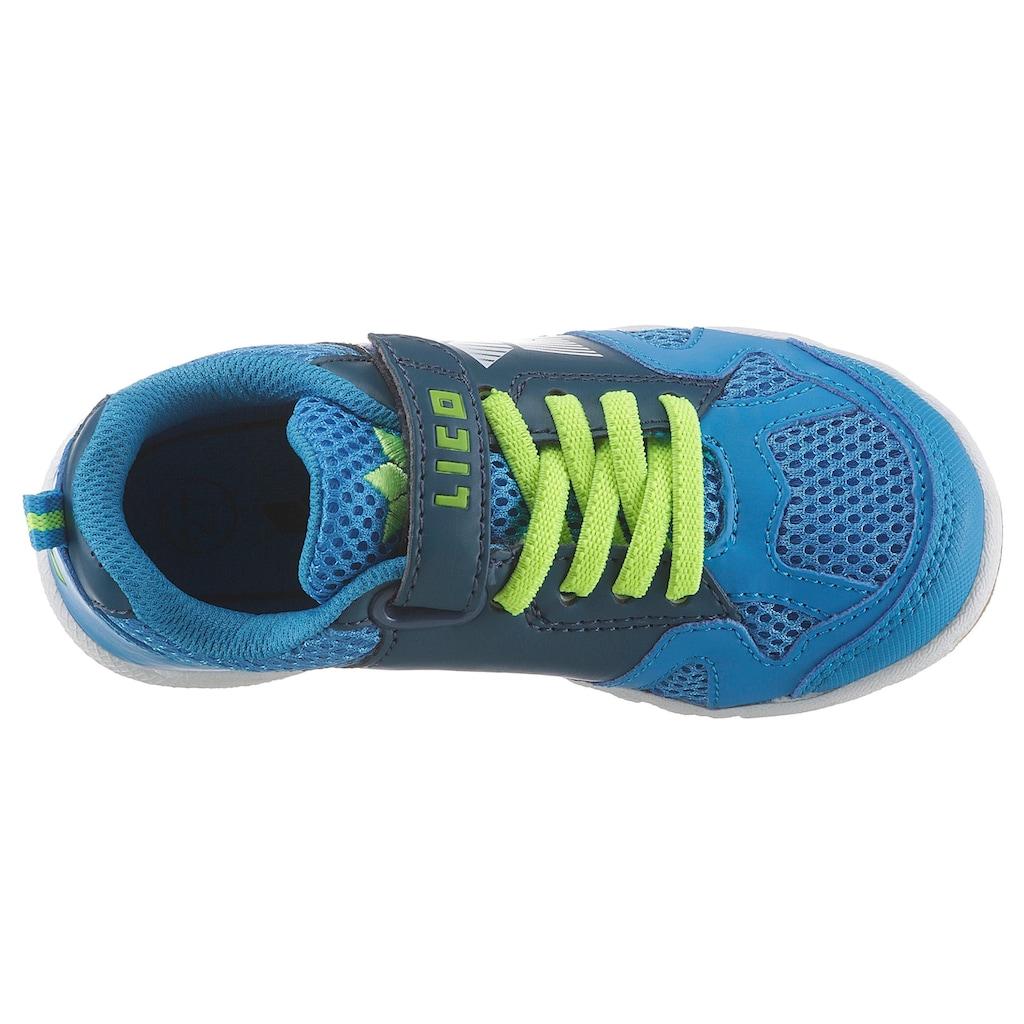 Lico Sneaker »Sport VS«, mit herausnehmbarer Innensohle