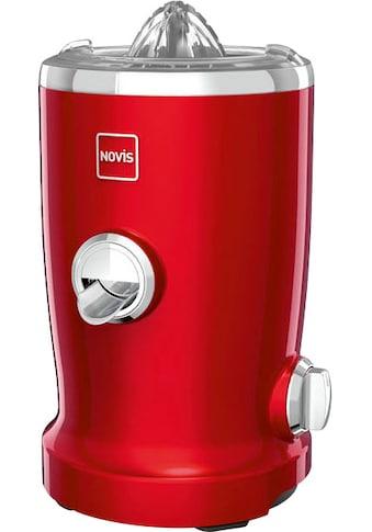 NOVIS Entsafter »VitaJuicer S1 rot«, 240 W kaufen