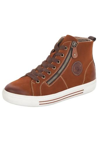 Remonte Sneaker, mit praktischem Außenreißverschluss kaufen