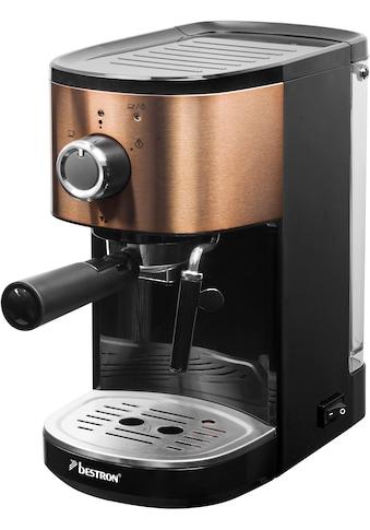 bestron Espressomaschine AES1000CO kaufen