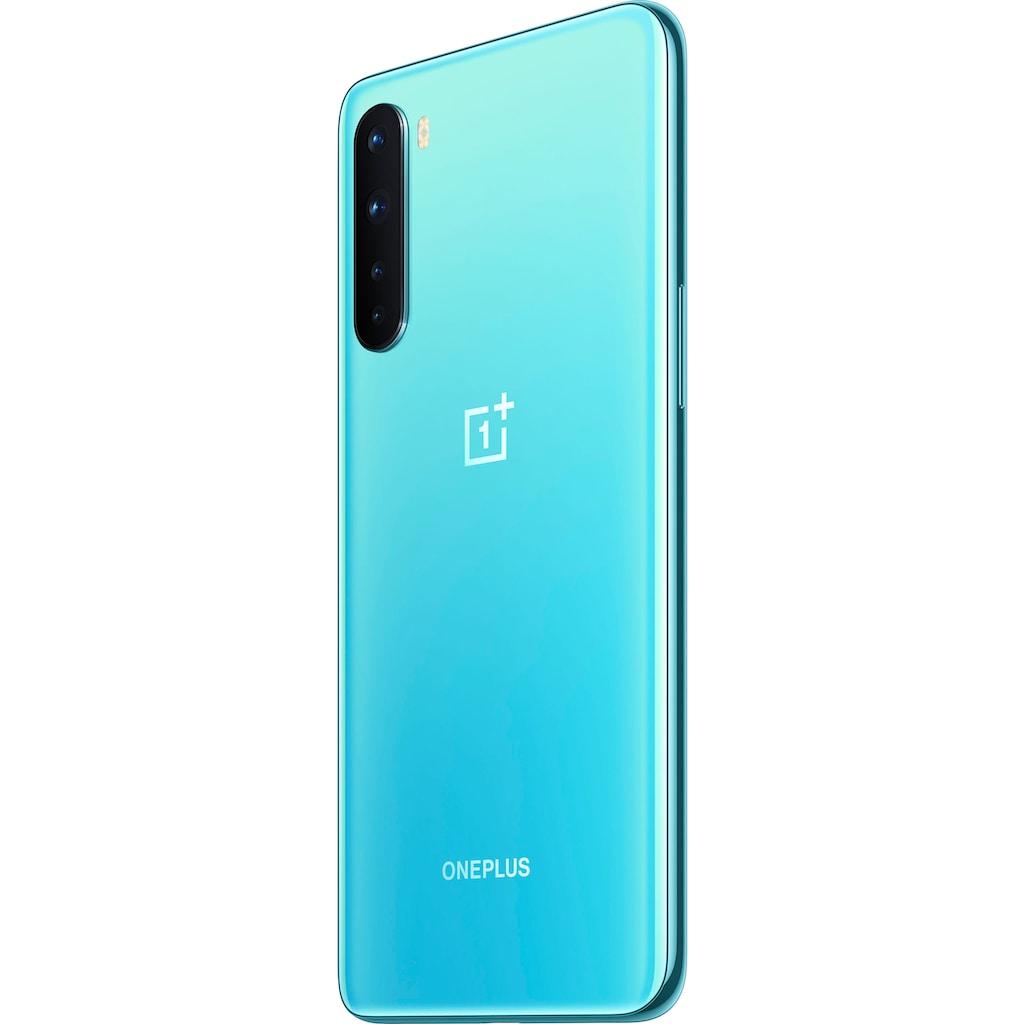 """OnePlus Smartphone »Nord«, (16,35 cm/6,44 """", 256 GB Speicherplatz, 48 MP Kamera), 5G"""