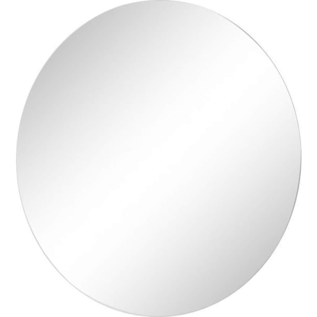 andas Dekospiegel »Glass Round«, (1 St.)