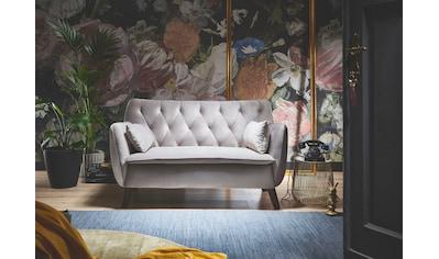 ATLANTIC home collection 1,5-Sitzer, inklusive 2 Zierkissen kaufen