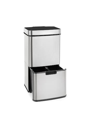 Klarstein Müllsammler Sensor 72L 4 Behälter ABS / PP kaufen