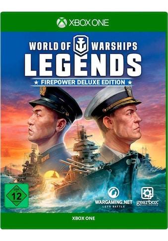 Gearbox Publishing Spiel »XB1 World of Warships«, Xbox One kaufen