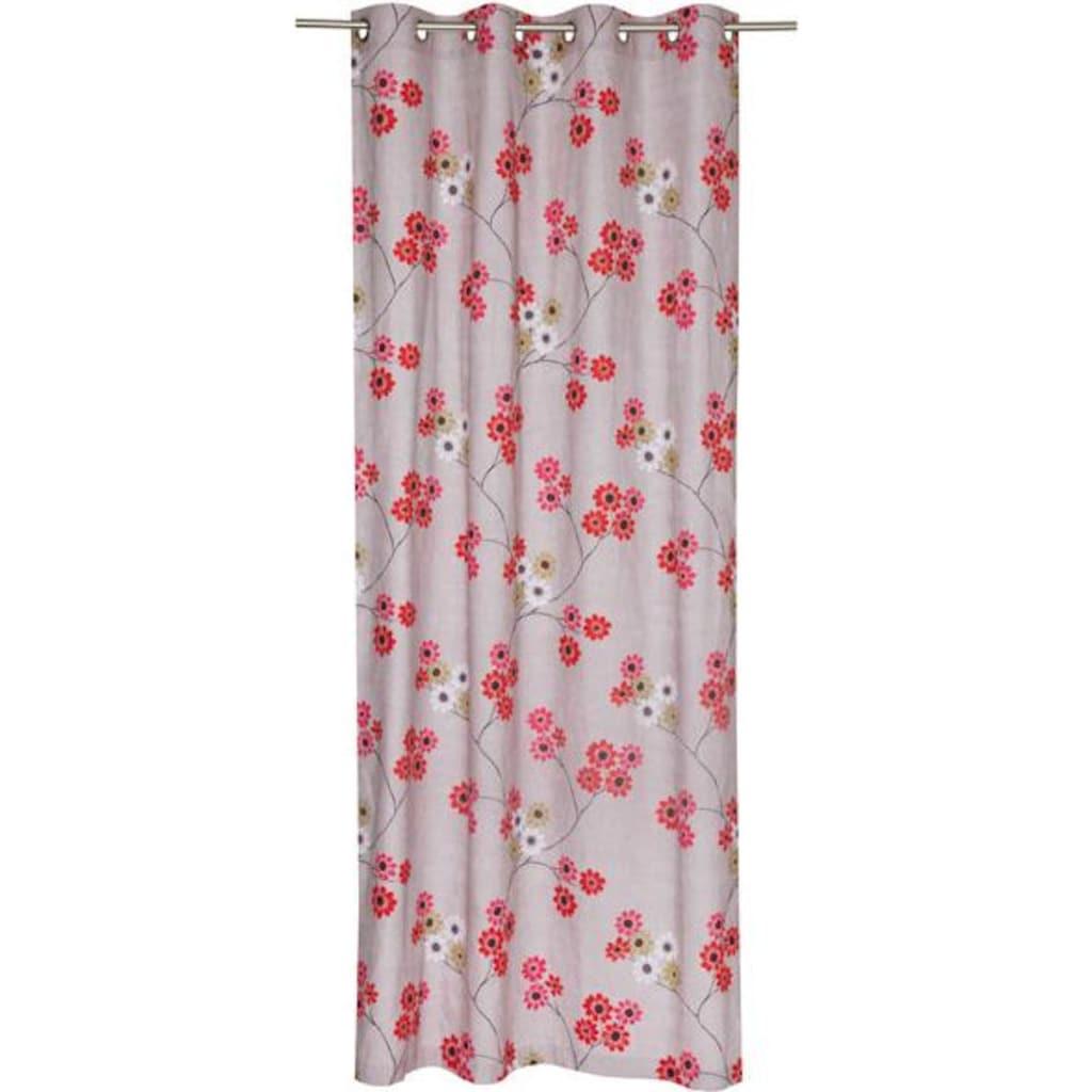 SCHÖNER WOHNEN-Kollektion Vorhang nach Maß »Pretty«, mit Blumenmuster