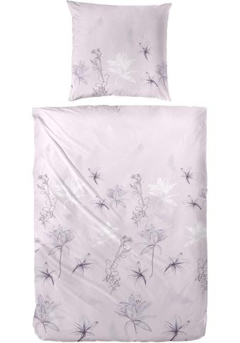Primera Bettwäsche »Severa«, mit Blumen kaufen