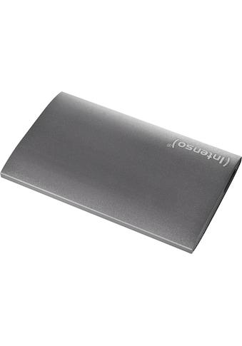 "Intenso externe SSD »Portable SSD Premium«, 1,8 "", Aluminium extra Slim kaufen"