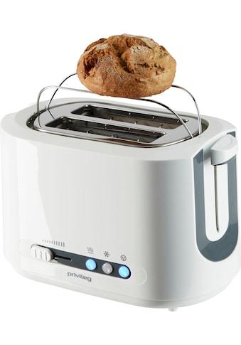 Privileg Toaster »TA8145«, für 2 Scheiben, 850 Watt kaufen