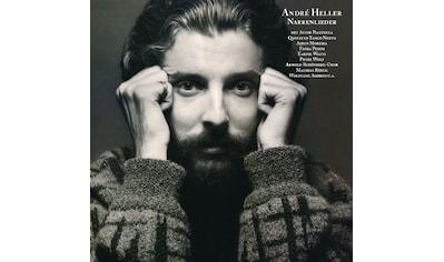 Musik-CD »Narrenlieder / Heller,Andre« kaufen