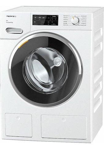 Waschmaschine Frontlader, Miele, »WWG660 WCS TDos&9 kg W1« kaufen