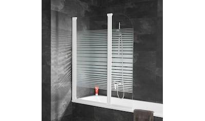 SCHULTE Badewannenaufsatz »Komfort«, teilgerahmt, 2 - teilig kaufen
