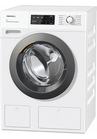 Waschmaschine Frontlader, Miele, »WCI870 WPS PWash&TDos&9 kg W1« kaufen